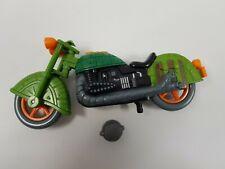 Turtlecycle Bicicleta Tortugas Ninja Playmates 1989 Tmnt Figura de Acción