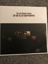 "The Last Shadow Puppets - Age Of The Understatement 7"" Vinyl 1/2 Ex/Ex Rare"