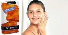 Neutrogena Facial Cleansing Bar Fragrance Free - 3pk