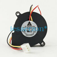 For NEW Delta BUB0512HB Graphics card cooling fan DC12V 0.24A 3pin