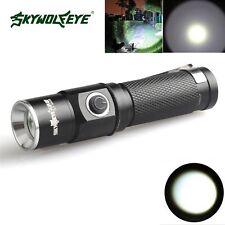 Home Use 10000Lumen 3Mode CREE XML T6 LED Flashlight Torch Lamp14500 Battery