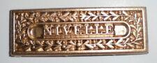 Peninsular War Army Gold Medal Campaign Ribbon Bar Wellington Napoleon Battle KG