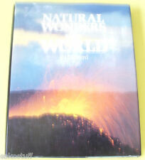 Natural Wonders of the World 1978 P. J. Banyard Great Pictures! Nice SEE!