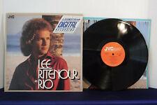 Lee Ritenour In Rio, JVC VIJ-6312, 1979, Poster, Japan, Jazz Fusion/Jazz Funk