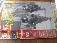 $$g Revue Heimdal 39/45 Magazine N°92 20000 paras Allemagne  Varsity  Janus