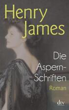 Die Aspern-Schriften von Henry James (2015, Taschenbuch)