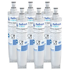 Refresh Replacement Water Filter - Fits Kenmore 9085 Refrigerators (6 Pack)