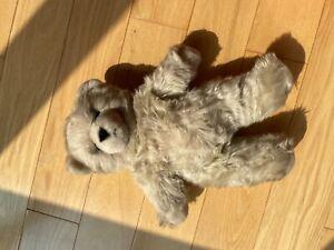 avanti applause teddy bear 1983
