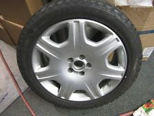 ONE WHEEL BENTLEY BENTLY WHEEL WITH TIRE NEEDS MINOR REPAIR  245/45/16 DUNLOP #2