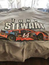Tony Stewart #14 NASCAR Bass Pro Shops T-shirt Size (XL) Extra Large
