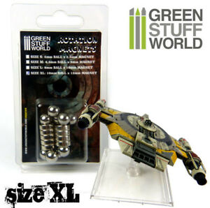 Aimants Rotatifs (taille XL) pour jeu figurines X-Wing Hound's Tooth Star Wars