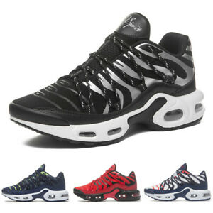 2020 Men's Air Cushion Sneakers Big Size Casual Breathable Walking Running Shoes