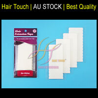 No Shine Hair Extension Tape Tabs for Tape Extensions Pre-cut Easy Use Strong