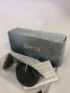 Smith Optics Serpico Slim Sunglasses Gold ChromaPop Polarized 60[]13 120