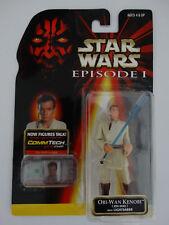 1998 Star Wars Episode 1 Obi-Wan Kenobi Action Figure MOC