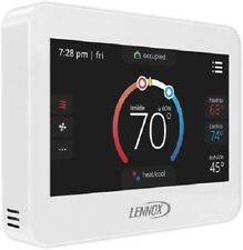 Lennox CS8500 ComfortSense 8500 Commercial Programmable Thermostat, Non-Zoning