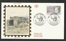 FDC France sur enveloppe - YT 2939 - Centenaire de la naissance de Jean Giono