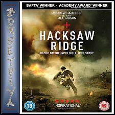 Hacksaw Ridge DVD 2017 DVD Region 2