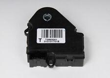GM OEM Evaporator Heater-Door Actuator 20826182