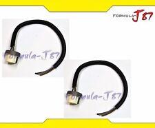 Extension Wire Pigtail Female Ceramic 9007 HB5 Head Light Harness Bulb Plug H/L