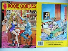 Rooie oortjes cartoonalbum nr 12