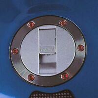 Pro-Bolt Aluminium Fuel Cap Kit Aprilia - Red Aprilia RS125 94-98
