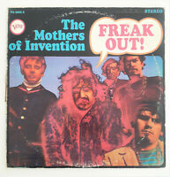 FRANK ZAPPA Mothers Of Invention Freak Out 1966 Original 2 LP 1st Press Canada