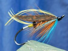 Classic flies Atlantic salmon fly fishing - Thunder and lightning featherwings
