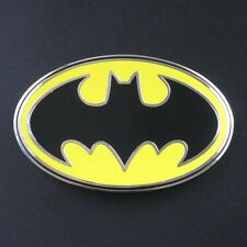 Western Fashion Batman Superhero Belt Buckles Marvel Comics Movie Novelty Oval