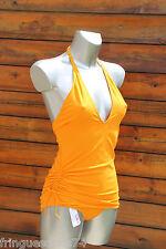 maillot de bain superposé orange soufi ERES khol hamm T 42 - US 10 NEUF val 370€