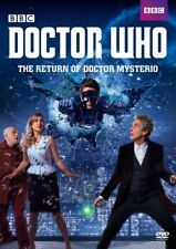 Doctor Who: The Return Of Doctor Mysterio [New DVD]