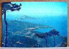 Monte Faito - veduta della penisola sorrentina e Capri [grande, colore, viagg.]