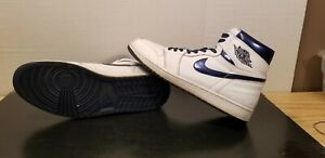 Air Jordan 1 High OG metallic blue SIZE 16 RARE SHOE IN THIS SIZE!!!