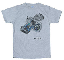 BMW R1200GS engine T Shirt