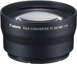 Canon Teleconverter TC-DC58D