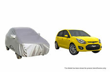 Autofurnish Car Body Cover For Ford Figo - Premium Silver