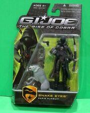G.I. Joe Rise Of Cobra Roc Snake Eyes Paris Pursuit Grey Timber I3