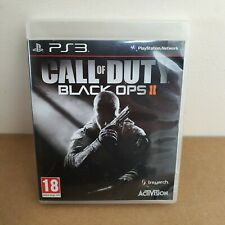 PS3- Call of Duty Black Ops II 2  COD (PlayStation 3) UK Stock