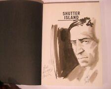 De Metter DEDICACE Shutter Island Ed.Casterman EO 2008 TBE
