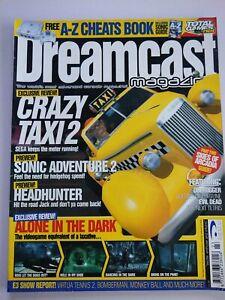 Dreamcast Magazine ISSUE 23 - June 2001