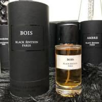Parfum collection privée n°1 black édition intense  Bois note d'Argent