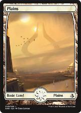 5x MTG Full Art Land - Plains #250 NM - Amonkhet