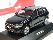 Herpa VW Touareg, negro - 070942 - 1:43