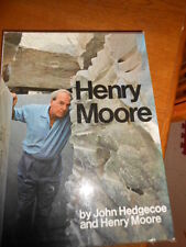 Henry Moore by John Hedgecoe and Henry Moore. 1968 presumed first edition