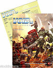 VOID 1.1 Bitz inc. Space Marines / Imperial Guard, Rules & More FREE UK POSTAGE
