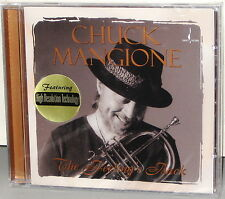 CHESKY CD JD-184: Chuck Mangione - The Feeling's Back - USA 1999 Factory SEALED