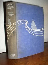 Mutiny on the Bounty by Charles Nordhoff & James Norman Hall (HC, 1935)