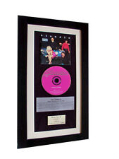 BLONDIE Plastic Letters CLASSIC CD Album TOP QUALITY FRAMED+EXPRESS GLOBAL SHIP