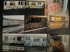 1000 NYC SUBWAY WALLS GRAFFITI GRAFITTI KRYLON PHOTOS PICTURES
