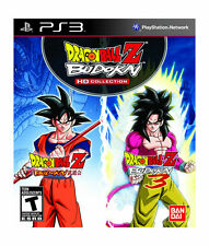 Dragon Ball Z: Budokai HD Collection (Sony PlayStation 3, 2012)